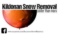 Snow Removal/Clearing - East/North Kildonan