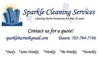 Well established commercial cleaning company is expanding!