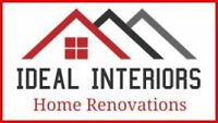 Home Renovations - Kitchens, Bathrooms, Basements, Windows