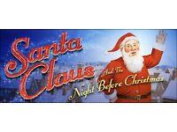 SANTA CLAUS & THE NIGHT BEFORE CHRISTMAS
