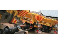 HGV 2 DRIVERS REQUIRED, WINTER MAINTENANCE/GRITTING
