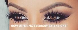 Mobile Eyelash & Eyebrow Extensions Chelsea Fulham Kensington Notting Hill Area & Beyond
