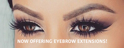 Mobile Eyelash & Eyebrow Extensions Chelsea Fulham Kensington Notting Hill Area & Beyond