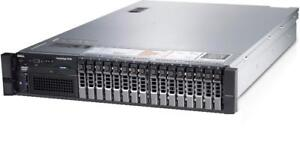 32 Logical Core Dell PowerEdge R720 , 2 X 8 Core E5-2660 ,96GB RAM , 16 X Hard Drive Bays