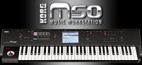 Korg M50 61-Key Workstation - Excellent Conditions