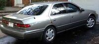 1998 Toyota Camry CE V6 Sedan- 8 pneus / tires + 8 jantes / rims