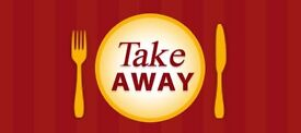 Take away staff wanted