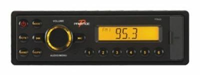 Tractor Cab Radio Am Fm Weather Band Radio Made To Fit Combine Construction