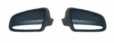 2pcs Puerta Lateral Preparado Espejo Tapas para Audi A3 8PA 8P1 03-13...