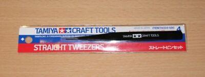 TAMIYA 74004 Straight Tweezers - Tools / Accessories