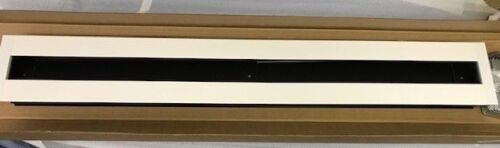 "Titus Architectural Linear Diffuser, Aluminum, 2.5"" Slot  FL-25"