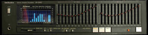 ISO - Graphic Equalizer for home stereo.