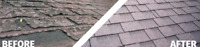 MISSING SHINGLES - LEAKING ROOF - CALL OR TEXT TODAY