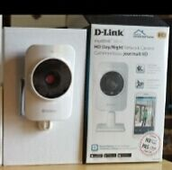 D-Link HD Day / Night Network Camera