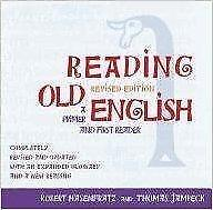Reading Old English A Primer and First Reader Revised Edition