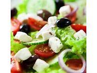 Chefs for New Greek Restaurant