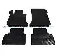 Mercedes-Benz C-Class Rubber Floor Mats - GermanParts.ca