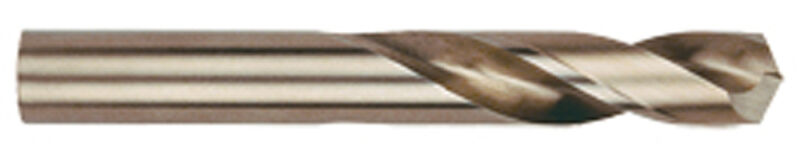 "12pcs 1/4""Dia. Stub Cobalt Drill 135°Split Pnt. USA RMT 95001754"