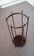 Used Brass Umbrella stand