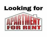 MATURE WOMAN LOOKING FOR 1 BEDROOM APT
