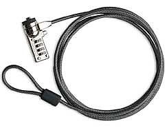 Targus® - Câble de verrouillage Defcon pour portable