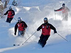 Ski Patrol Party