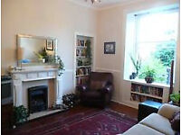 Lovely two bedroomed fully furnished flat in Leith