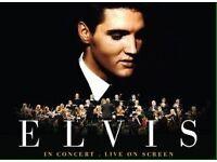 Elvis ticket