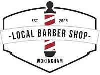Full time & Part time barbers required