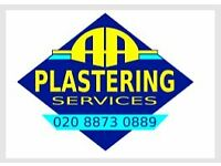 PLASTERING PAINTER DECORATOR PLASTERBOARD PLASTERER RENDERING DRYLINING PAPER HANGING DECORATING