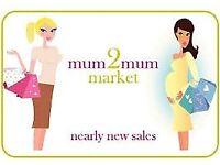 Mum2mum nearly new event Levenmouth