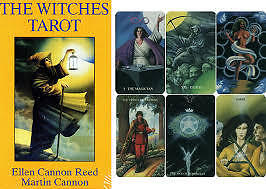 Tarot Cards and I Ching.