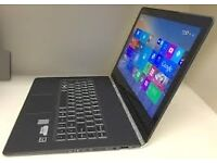 Lenovo yoga 3 pro ultrabook - 3 years unlimited warranty - original case/cover - very good condition