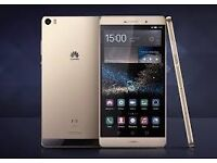 NEW - Original Huawei P8 Max, Gold, Dual Sim, 6.8 inch, 64GB, UNLOCKED