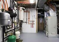 Hot Water Tanks, Furnace & Boiler Repairs and Installations ****