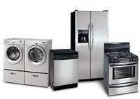 APPLIANCES REPAIR AND INSTALLATION..CALL GEORGE 416-877-7713