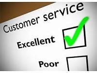 Client Representative; Junior Customer Service Assistant in fun team