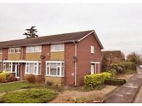 2 bed house with garden
