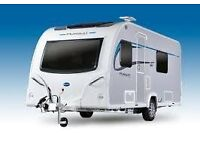 Bailey Pursuit 430-4.As new condition.Motor-mover.ATC stability control.Premium pack.Fully equipped.