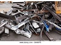unwanted scrap metal wanted no charge for collection