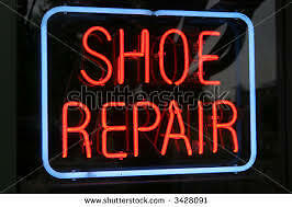 SHOE REPAIRS - NAPANEE - 613-354-4719