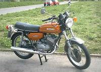 Pièce pour Suzuki GT250 1976 - 1977 Parting out