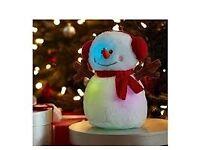 Bluetooth Snowman Speaker