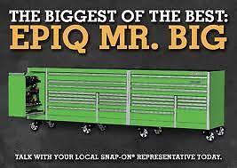 WANTED SNAP ON MR BIG TOOL BOX Windsor Region Ontario image 5