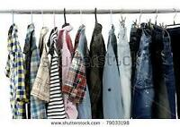 LOADS OF MENS CLOTHES