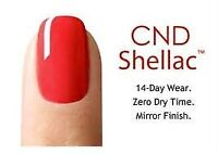 Shellac gel only $15