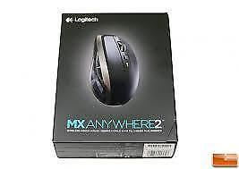 Logitech MX ANYWHERE 2S - Wireless Mouse - BRAND NEW SEALED WITH WARRANTY