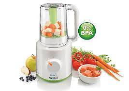 Avent Combined Blender and Steamer Kelvin Grove Brisbane North West Preview