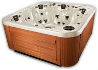 trade pool for hot tub?