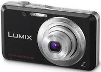 Panasonic Lumix DMC-FH4 new in box digital camera